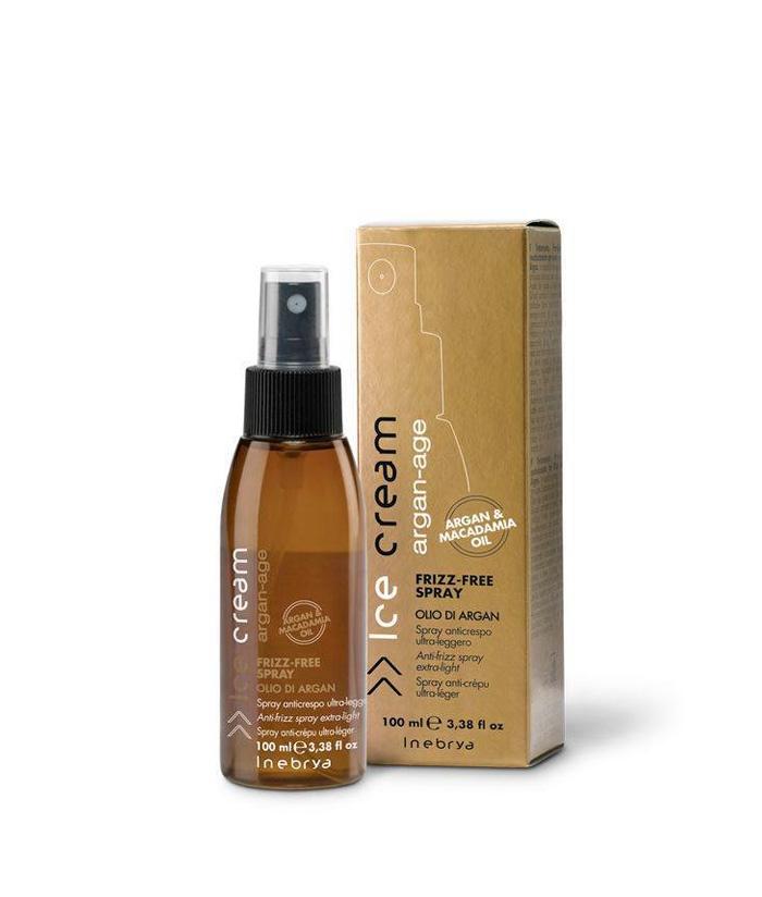 Inebrya Spray Professionale Anticrespo Olio Di Argan