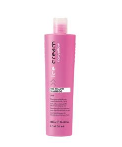 Shampoo antigiallo professionale per capelli bianchi o decolorati