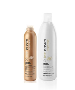 inebrya pro age shampoo argan oil