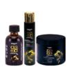 Dikson Arga Beta Kit 3 prodotti professionali per capelli