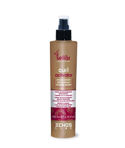 Curl Activator spray ristrutturante attivaricci
