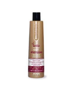 Echosline Seliar Curl shampoo professionale con Miele e Argan