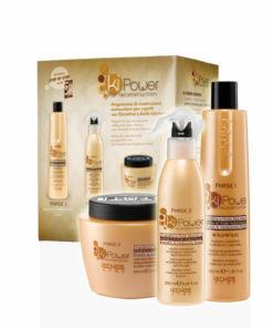 Ki Power Echosline kit per la ricostruzione professionale dei capelli