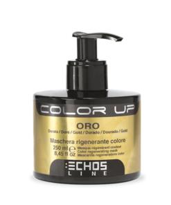 Echosline Color Up maschera riflessante Oro