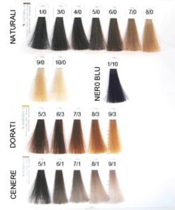 Lumic Colorazione professionale permanente senza ammoniaca e Parafenilendiammina